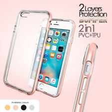 Genuine Crazy Hybrid Bumper Cover Shock Proof Case for Apple iPhone 7 8 Plus