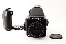 MAMIYA 645E Medium Format Camera + SEKOR C 80mm F2.8 N [EXCELLENT+++] k1347