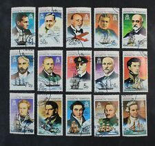 Ckstamps: Gb Stamps Collection British Antarctic Territary Scott#45a-59a Used
