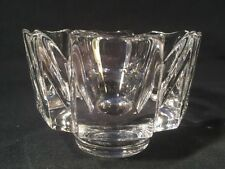 Orrefors Glass Bowl Dish by  Lars Hellsten (W196)