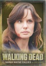 The Walking Dead Season 2 Character Bios Chase Card CB02