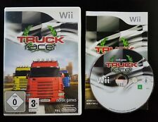 Truck Racer - Nintendo Wii / Wii U - PAL - VERY RARE - Free, Fast P&P! - Racing