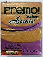 M00611a Morezmore Premo Accents Sculpey Copper 5067 2 oz Polymer Clay A60