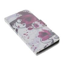 custodia per Wiko Rainbow 4G Book-Style Custodia Protettiva