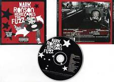 "MARK RONSON ""Here Comes The Fuzz"" (CD) 2003"