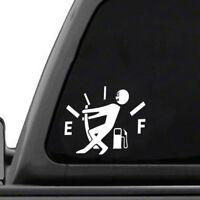 1x Car Vinyl Sticker Fuel Tank Reflective Car Sticker Racing Turbo Stance