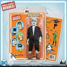 "DC Comics Retro mego Solomon Grundy  with Mego like card  8""  MIP NEW sealed"