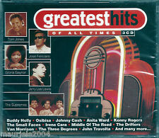 Greatest Hits of All Times (2003) BOX 3 CD NUOVO Irene Cara. Flashdance What a f