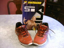 2015  FILA Men's Dimension Track 2 Energized Shaun T Shoe Red Package Size 13