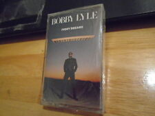 SEALED RARE OOP Bobby Lyle CASSETTE TAPE Ivory Dreams jazz Paulinho Da Costa '89