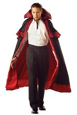 MIDNIGHT CARNIVAL CAPE WITH COLLAR DRACULA COSTUME