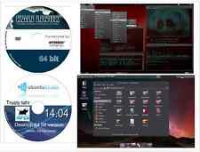 KALI Linux 2017.1 & Ubuntu Studio 16.04.2 LTS 64 bit 2 disk Complete O/Ss/