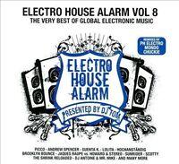 NEW Electro House Alarm Vol. 8 (Audio CD)