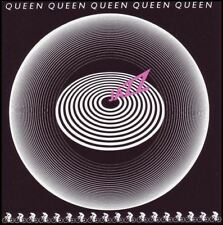 QUEEN - JAZZ D/Remaster CD ~ BICYCLE RACE + FREDDIE MERCURY~BRIAN MAY 70's *NEW*