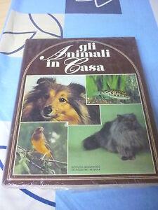 GLI ANIMALI IN CASA DEAGOSTINI