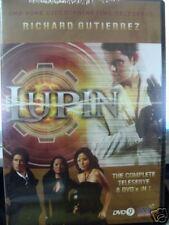 Tagalog/Filipino DVD: LUPIN 8 DVD BOXSET