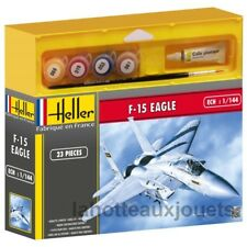 Maquette Heller Avion F-15 Eagle 1/144 49902