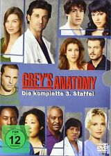 GREY'S ANATOMY, Staffel 3 (7 DVDs) NEU+OVP