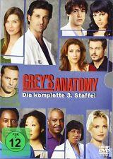 GREY'S ANATOMY, Staffel 3 (7 DVDs) NEU+OVP