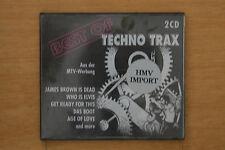 Best Of Techno Trax - 1992 2xCD  (Box C130)