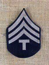 VTG U.S ARMY WW2 WWII TECHNICIAN PATCH * INSIGNIA PATCHES