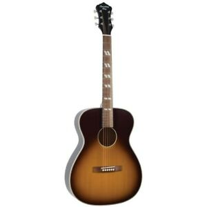 Recording King ROS-7-TS Dirty 30's 000-Style Acoustic Guitar