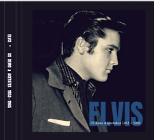 Elvis US DEMOS & ACETATES 1953-65 book 160 pages glossy NEW & MINT 6 last copies