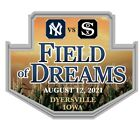 """2021 MLB """"FIELD OF DREAMS"""" AUGUST 12TH GAME PIN N.Y. YANKEES / CHICAGO WHITE SOX"""