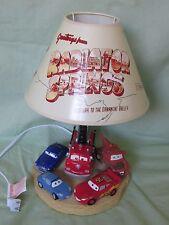 Disney Pixar Elements Lamp Children's Light Cars Lightning McQueen Mater Doc ++