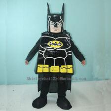Mascot Lego Batman Mascot costume Customize Cosplay Carnival Costume