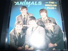 The Animals The Singles Plus – Best Of Greatest Hits CD