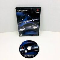 SpyHunter Greatest Hits Sony PlayStation 2 PS2 Video Game No Manual