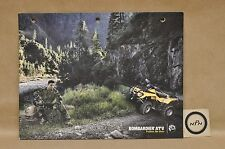 2005 Bombardier BRP ATV DS650 X DS90 DS50 Outlander Rally Specification Brochure