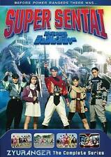 Power Rangers: Super Sentai Zyuranger: The Complete Series, New DVDs