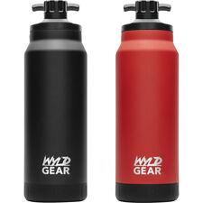 Engranaje Wyld Mag Serie 34 oz Botella de agua de acero inoxidable con aislamiento de vacío