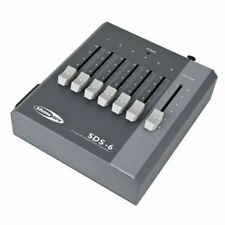 Showtec SDS-6 6-Kanal DMX Handcontroller