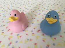 Joblot 20 x Rubber Ducks for Baby. Pink and Blue