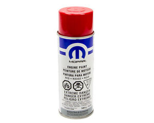 MOPAR PERFORMANCE Enamel-Red P4349218AB