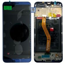 Huawei Display LCD Frame For Honor View 10 Service Pack 02351sxb Blue Repair