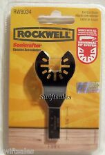 Rockwell RW8934 Sonicrafter Wood End Cut Saw Blade - Universal Fit System