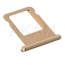 Gold Sim Card Holder Tray Slot Plate Replacement Part For iPhone 6s Plus