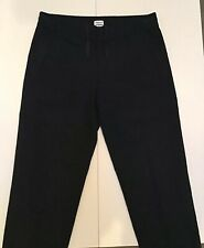 FILIPPA K M.TERRY cropped pants waist 46 small new+unworn 190€ woolmix