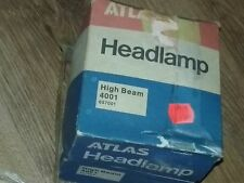 Atlas 4001 bulb 12 volt high beam vintage headlamp headlight 12v Westinghouse