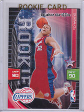 BLAKE GRIFFIN Clippers 2009 NBA ROOKIE CARD Basketball Los Angeles ADRENALYN RC!