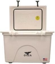 NEW ORCA ORCW058 WHITE COLORED 58 QUART INSULATED ICE CHEST COOLER USA 8555732