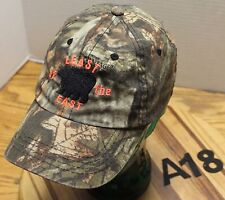 """""""LEAST OF THE EAST"""" JORDAN ADVANTAGE CAMO HAT ADJUSTABLE VERY GOOD CONDITION A18"""