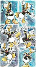 Donald Duck - Original Painting - Z Vendetta Signed