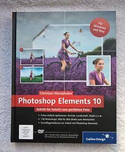 """Buch """"Photoshop Elements 10"""", Chr. Westphalen"""