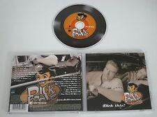 Dick Brave & The Backbeats / Dick This !( WEA 5050466-9629-2-8) CD Album