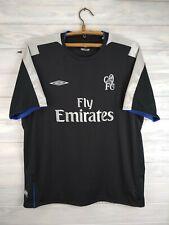 Chelsea jersey XL 2004 2005 third shirt soccer football Umbro